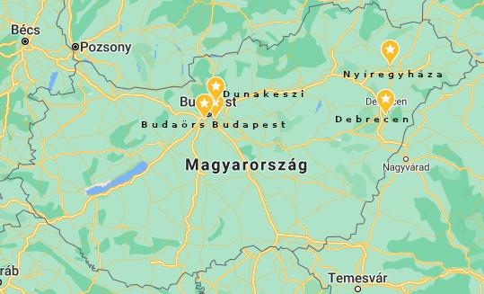 Centralexam Test Locations