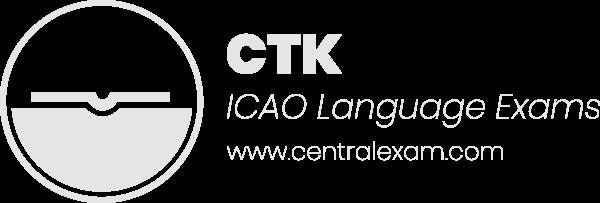 CTK ICAO ELP Language Exam Centralexam Logo transparent